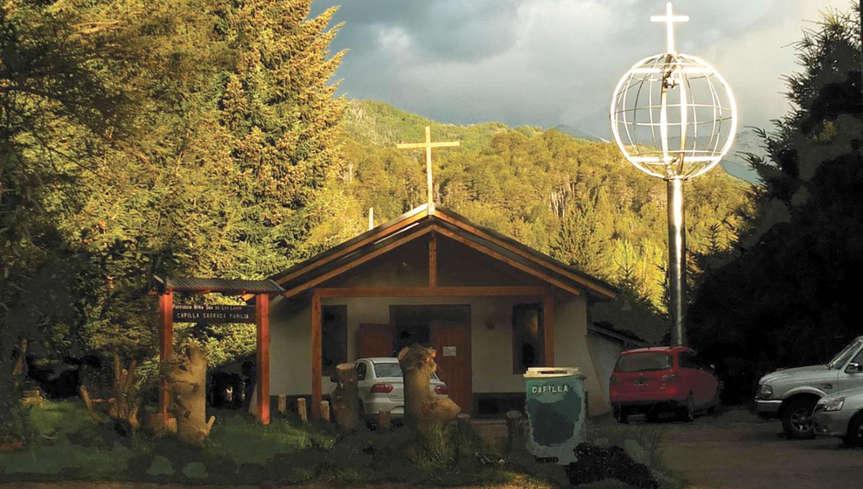 La chapelle de Las Piedritas en Argentine a béni sa cloche d'église électronique Urban