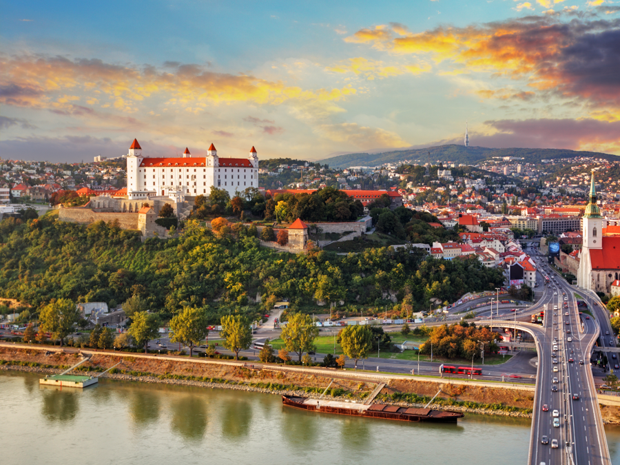 Bratislava Slovaque