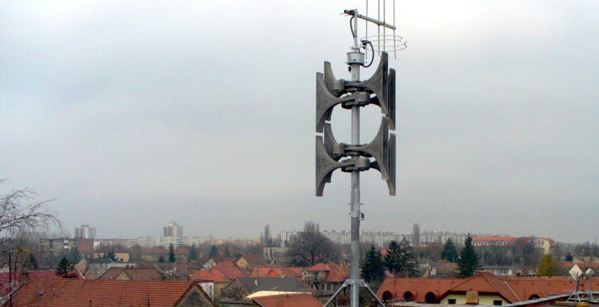 Sirènes construites dans le cadre du SEHIS – Le système national slovaque d'alerte rapide et de notification