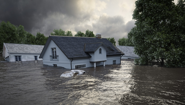 Quel type de système d'alerte doit être utilisé dans les zones inondables ?