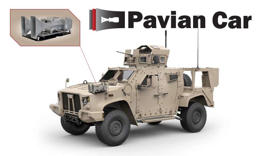 sirene mobile Pavian Car