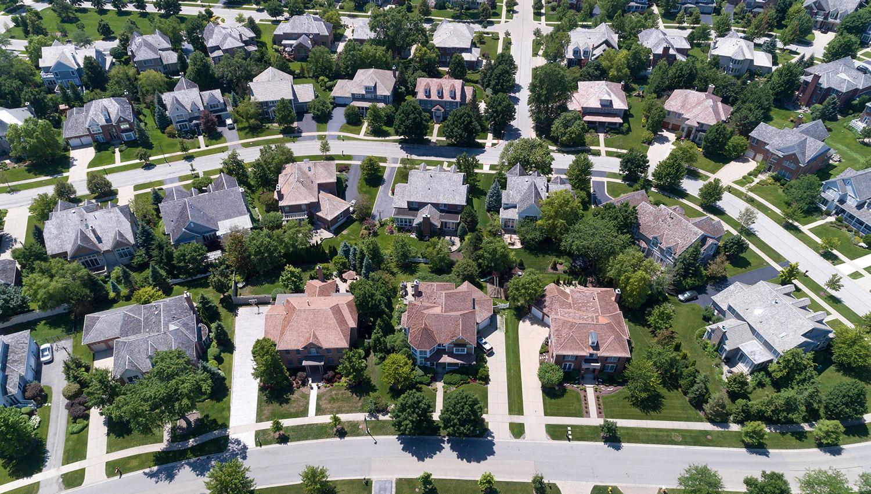 Les systèmes d'alerte dans les zones résidentielles