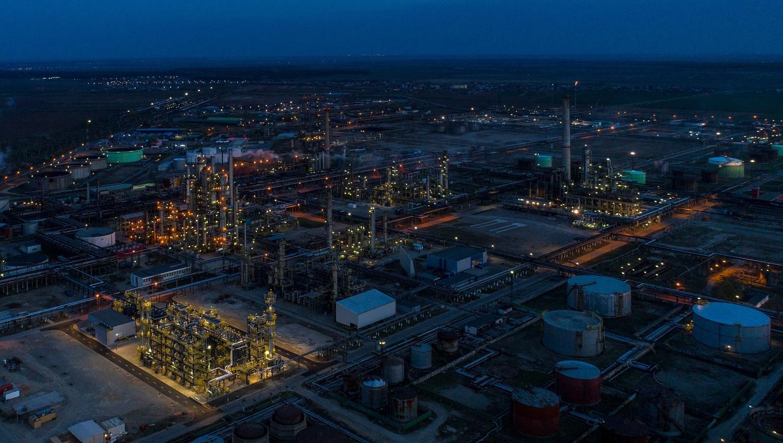 Une belle réussite : Modernisation du centre de contrôle d'urgence de la raffinerie OMV Petrom