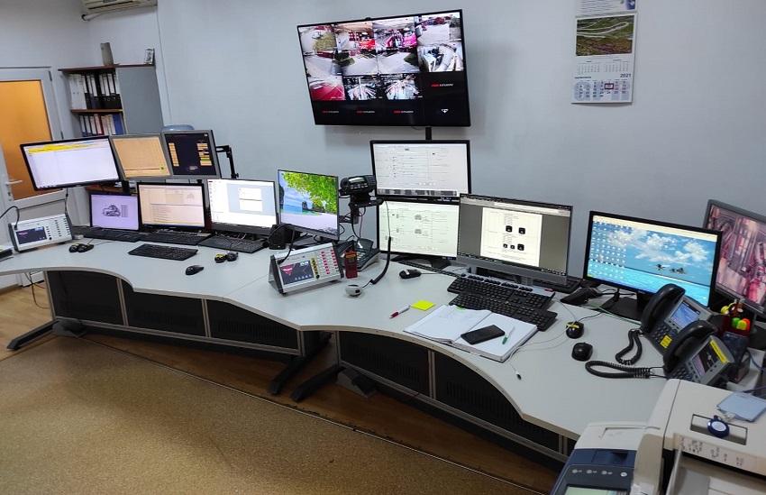 centre de controle